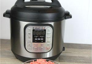 Ollas De Presion Electricas Walmart Instant Pot Ground Beef Recipes Instipot Pinterest Olla De