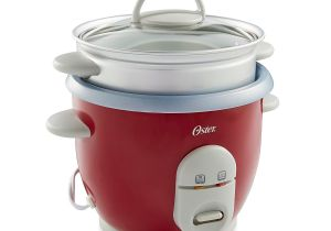 Ollas De Presion Electricas Walmart Oster 6 Cup Rice Cooker and Steamer 4722 Walmart Com