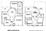 One Story House Plans with Connecting In Law Suite Exceptional House Plans Two Story Home Plans Pinte