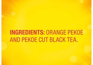 Orange Leaf Gift Card Balance Check Amazon Com Lipton Black Tea Bags 100 Natural Tea 100 Ct Black