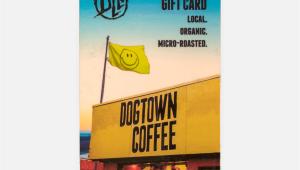 Orange Leaf Gift Card Balance Check Dtc Gift Card Dogtown Coffee