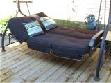 Outdoor Daybed with Canopy Costco Costco Large Patio Swing Daybed with Canopy Can