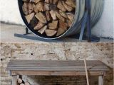 Outdoor Firewood Storage Box Australia 15 Firewood Storage and Creative Firewood Rack Ideas for Indoors and