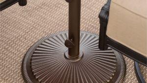 Outdoor Plant Stand Walmart Canada Treasure Garden 50 Lb Cast Iron Classic Patio Umbrella Stand
