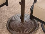 Outdoor Plant Stands at Walmart Treasure Garden 50 Lb Cast Iron Classic Patio Umbrella Stand
