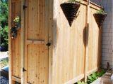 Outside Shower Enclosure Kits Outdoor Shower Enclosure Cedar Showers Kits Outdoor