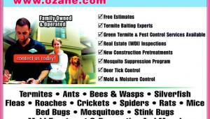 Ozane Pest Control toms River Nj Ozane Termite Pest Control toms River Nj 08755