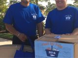 Pack and Ship Naples Fl Food Drive Leetran Collects Donations at Bus Stops to Benefit Harry