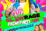 Paint Night Jacksonville Fl 09 08 18 Glowrage Paint Party Jacksonville Fl Mavericks Live