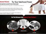 Paravex Male Enhancement formula Paravex Male Enhancement Shocking Side Effects
