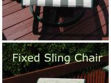 Patio Chair Sling Replacement Diy 15 Best Outdoor Fabric Cushions and Slings Images On Pinterest