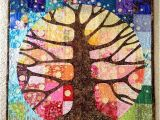 Pattern for Tree Of Life Quilt Tree Of Life Quilt Free Quilt Patterns