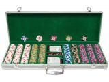 Paulson Clay Poker Chip Sets Trademark Games 500 Pc Paulson Pharaoh Club Clay