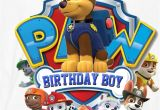 Paw Patrol Iron On Transfers Uk Paw Patrol Birthday Boy T Shirt Iron On Tr