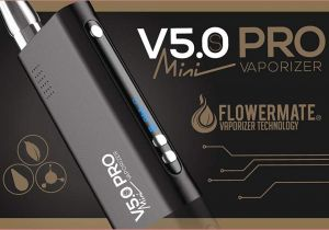 Pax 3 Black Friday Deal Flowermate V5 0s Pro Mini Vaporizer Schwarz Amazon De Drogerie
