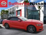 Pick and Pull Auto Parts orlando 2016 ford Mustang Ecoboost Premium 1fatp8uh1g5222511 Sutherlin