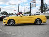 Pick and Pull Auto Parts orlando 2017 ford Mustang Ecoboost Premium 1fatp8uh5h5307398 orlando Kia