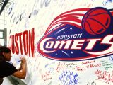 Pick and Pull Houston Comets Were Shooting Stars Of Women S Pro Basketball Houston Chronicle