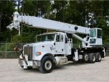 Pick and Pull Houston Texas sold Used Altec Ac38 127 O D Ws On 2011 Peterbilt 385 Chassis Crane