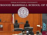 Pick and Pull In Houston Thurgood Marshall School Of Law In Houston Texas