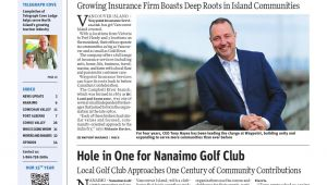 Pick and Pull Vancouver island Business Examiner Vancouver island August 2018 by Business