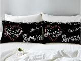 Pillow Sham Vs Pillowcase Black White Paris France Pillow Cases 2 Piece Sets Pillow