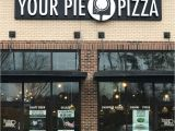 Pizza Delivery In Jacksonville Nc Your Pie Pizza Restaurants Express Your Inner Pizza Your Pie