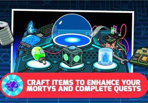Pocket Mortys List Of Recipes Salesman Rick Npcs Pocketmortysnet Pocket Mortys Recipes