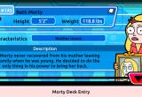 Pocket Mortys List Of Recipes V1 6 1 Morty 145 Beth Morty Imgur