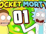 Pocket Rick and Morty Recipe List Pocket Mortys topic Youtube Gaming