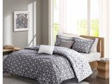 Polyester Vs Cotton Comforter Gianna Geometric Cotton Comforter Set King California King 5 Piece