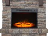 Polyfiber Electric Fireplace with 41 Mantle Polyfiber Electric Fireplace with 41 Quot Mantle at Winter