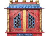 Pooja Mandir for Home In Usa Home Temple Pooja Mandir Wooden Temple Temple for Home Mandap