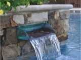 Pool Scuppers and Spouts Pool Scupper Lakeside Retreat Pinterest Beds Raised