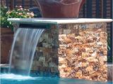 Pool Scuppers and Spouts Pool Water Features Waterfalls Gushers and Jets