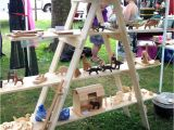 Portable Display Shelves for Craft Shows Diy Cam00096 Crafts Pinterest Display Craft and Woodworking