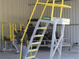 Prefab Metal Stairs Residential Portable Stairs Prefab Ibc Osha Options In Stock Erectastep