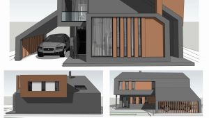 Prefab Single Car Garage with Apartment Plans for Two Car Garage with Apartment Above Niente House Plans