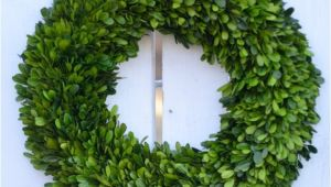 Preserved Boxwood Wreath wholesale Large Preserved Boxwood Wreath Spring Wreath Winter