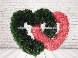 Preserved Boxwood Wreath wholesale wholesale Christmas Preserved Boxwood Flower Wreath Buy