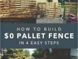 Privacy Fence Ideas for Backyard 27 Cheap Diy Fence Ideas for Your Garden Privacy or Perimeter