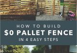 Privacy Fence Ideas On A Budget 27 Cheap Diy Fence Ideas for Your Garden Privacy or Perimeter