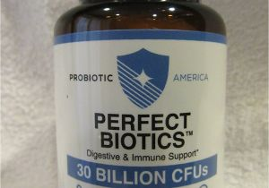 Probiotic America Perfect Biotics Reviews Probiotic America Perfect Biotics Digestive and Immune Support 30