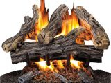 Procom Vent Free Gas Logs Reviews Procom 18 In Vented Natural Gas Fireplace Log Set Wan18n