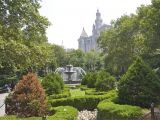 Public Park In Manhattan Built On An Old Railway A Guide to Manhattan Parks City Hall Park