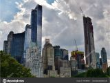 Public Park In Manhattan New York the One57 tower and the Central Park tower nordstrom tower