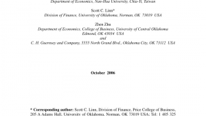 Public Storage In Edmond Ok Pdf Fundamental News and the Behavior Of Commodity Futures Prices