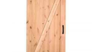 Puertas De Closet Home Depot Pr Masonite 42 In X 84 In Z Bar Knotty Alder Wood Interior Barn Door