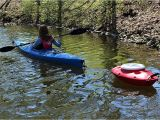 Pull Behind Kayak Cooler Floating Cooler for Your Kayak A tow Behind Pod How Cool