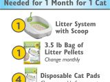 Purina Tidy Cats Breeze Cat Litter Box Reviews Amazon Com Purina Tidy Cats Breeze Cat Litter System Starter Kit